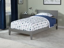 Orlando Twin XL Bed in Atlantic Grey