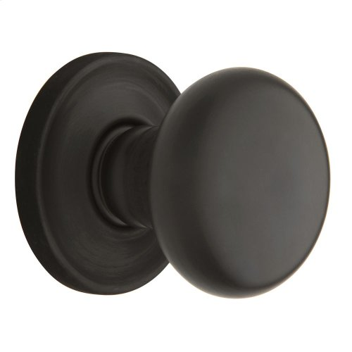 Oil-Rubbed Bronze 5015 Estate Knob