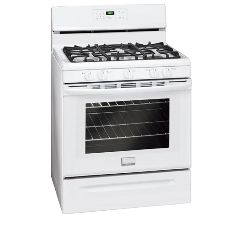 samsung gas range installation instructions