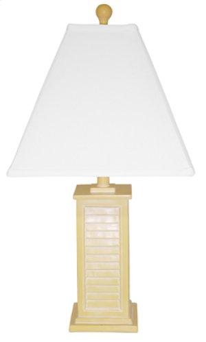 Pr150yl in by papila in myrtle beach sc pr150 yl shutter table lamp pr150 yl shutter table lamp hidden aloadofball Images