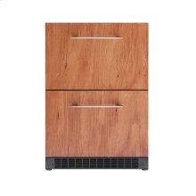 "24"" Custom Panel Refrigerated Drawer - DFRD (Custom Panel model)"