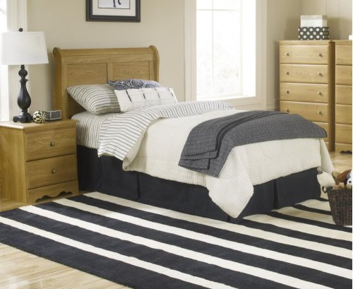 HB24 Junior Sleigh Headboard - Full