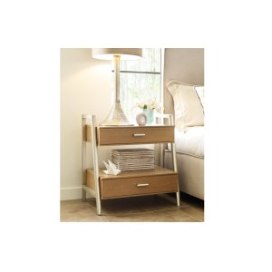LEGACY CLASSIC FURNITUREHygge by Rachael Ray Leg Night Stand