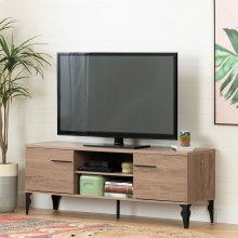 Tv Stand for TVs up to 70\ - Antique Oak