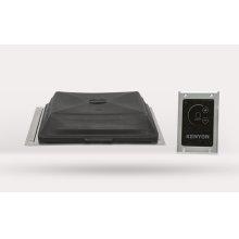120v SilKEN® Built-In Remote Control Grill