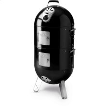 Apollo® 200 Charcoal Smoker 3 in 1 Smoker and Grill , Black , Charcoal