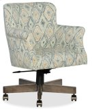 Domestic Home Office Frappe Desk Chair 8114 Product Image