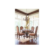 North Shore - Dark Brown 6 Piece Dining Room Set