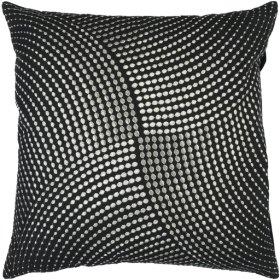 """Midnight P-0223 18"""" x 18"""" Pillow Shell with Down Insert"""