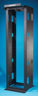 MM6 Cable Management Racks, 16.25 channel depth, 8'