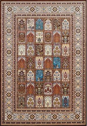 Antiquities Mecca Dark Brown Rugs