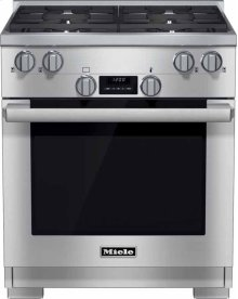 "30"" All Gas Range - Gas"