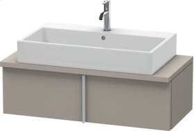 Vero Vanity Unit For Console Compact, Terra (decor)