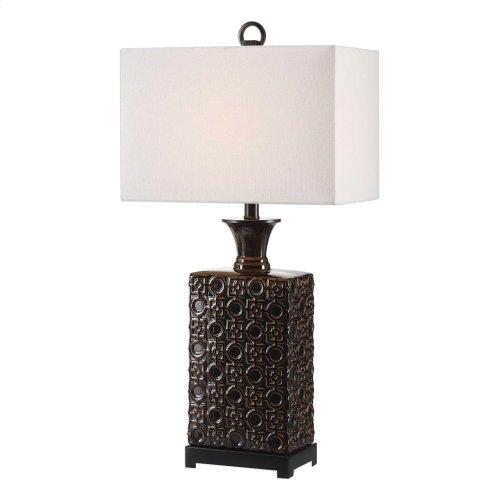 Bertoia Table Lamp