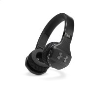UA Sport Wireless Train - Engineered by JBL Wireless on-ear headphone built for the gym