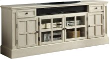 """72"""" TV Console With Power Center"""
