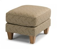 Westside Fabric Ottoman Product Image