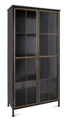 Enzo Metal Armoire Product Image