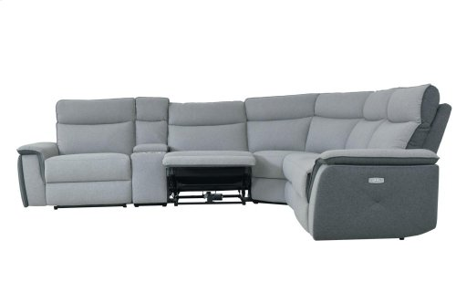 POWER Right Side Reclining Chair with Power Headrest