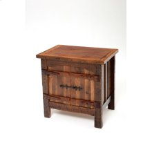 Heritage Teton 2 Door Vanity With Wood Top
