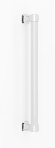 Cube Appliance Pull D985-12 - Polished Chrome