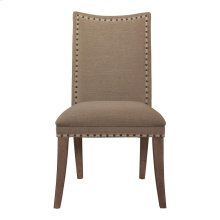 Midnight Caravan Upholstered Side Chair