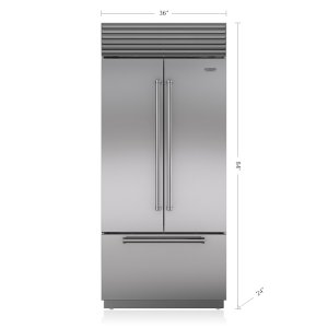 "Sub-Zero36"" Classic French Door Refrigerator/Freezer"