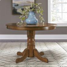 Round Pedestal Table Top