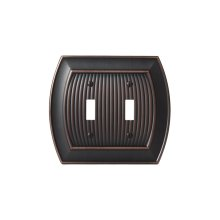 Sea Grass 2 Toggle Wall Plate