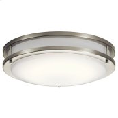 "Avon Collection Avon 14.00"" LED Flush Mount NI"