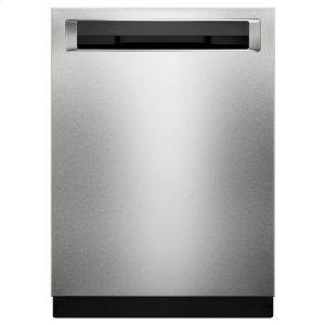 KitchenAid® 39 DBA Dishwasher with Fan-Enabled ProDry™ System and PrintShield™ Finish, Pocket Handle - PrintShield Stainless Product Image