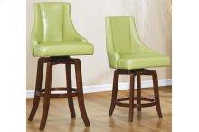 Counter Height Chair, Green