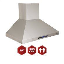 "30"" Wall Mounted Range Hood"