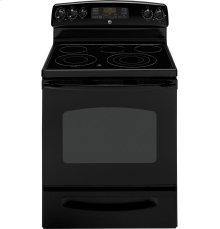 "GE® 30"" Free-Standing Electric Range with Warming Drawer"