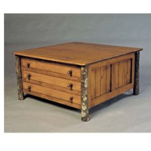 220 Berea Six Drawer Cocktail Table