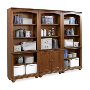 Open Bookcase -