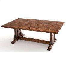Bungalow - Oak Haven Dining Table - 6′