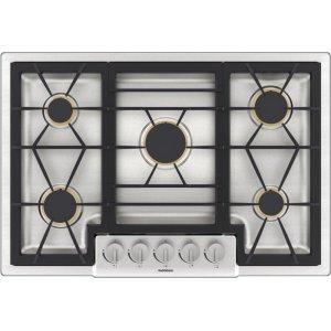 Gaggenau200 series Gas cooktop Stainless steel Width 78.8 cm