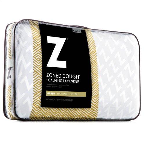 Zoned Dough + Calming Lavender - Queen High Loft