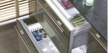 700BC/BCI Combination Drawers with ice maker