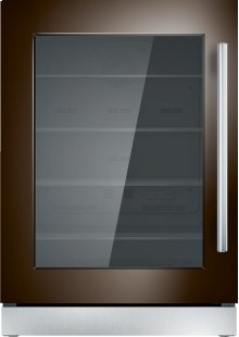 24 inch UNDER-COUNTER GLASS DOOR REFRIGERATION T24UR900LP