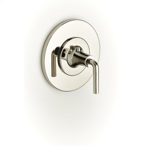 Thermostatic Valve Trim River (series 17) Polished Nickel