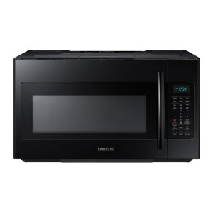 SAMSUNG1.8 cu. ft. Over The Range Microwave with Sensor Cooking