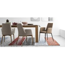 Middle Eastern-decorated rug