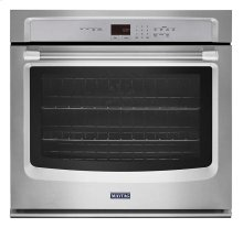 30-inch Wide Single Wall Oven with Convection - 5.0 cu. ft.