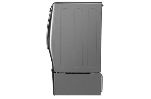 5.2 cu.ft. MEGA Capacity w/ On-Door Control Panel & TurboWash®