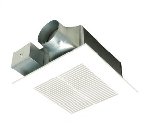 WhisperFit® EZ - The fastest, easiest ENERGY STAR® retrofit fan available, 80 or 110 CFM Product Image