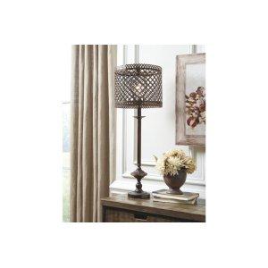 AshleySIGNATURE DESIGN BY ASHLEYMetal Table Lamp (1/CN)