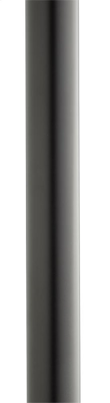 "3"" Outdoor Post in Black"