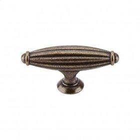 Tuscany Small T-Handle 2 5/8 Inch - German Bronze